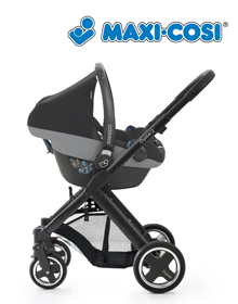 Maxi Cosi Pebble Plus CabrioFix Car Seat Compatible Oyster Multi Adaptors Required 19 Per Set Weight Of 41kg