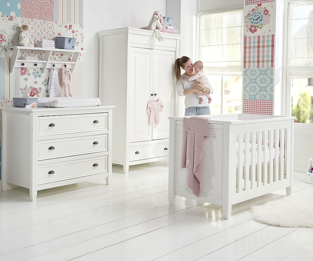 Marbella Nursery Furniture by BabyStyle