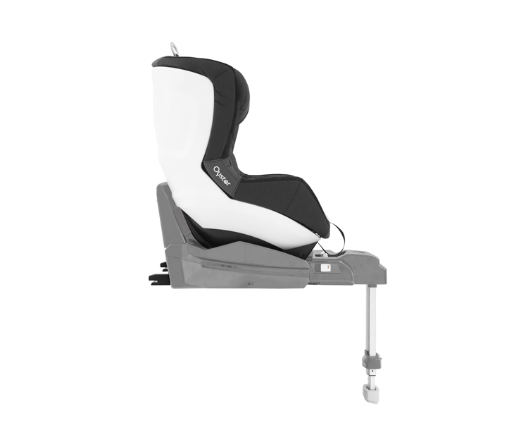 Duofix base with Carapace Toddler car seat forward facing