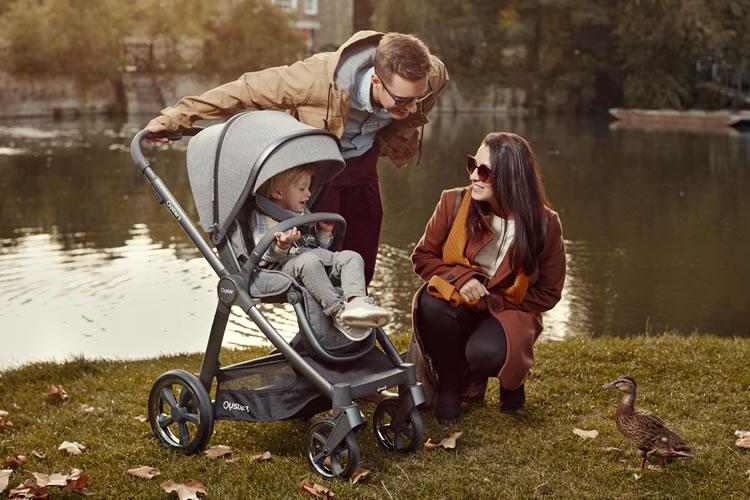 BabyStyle Oyster3 stroller
