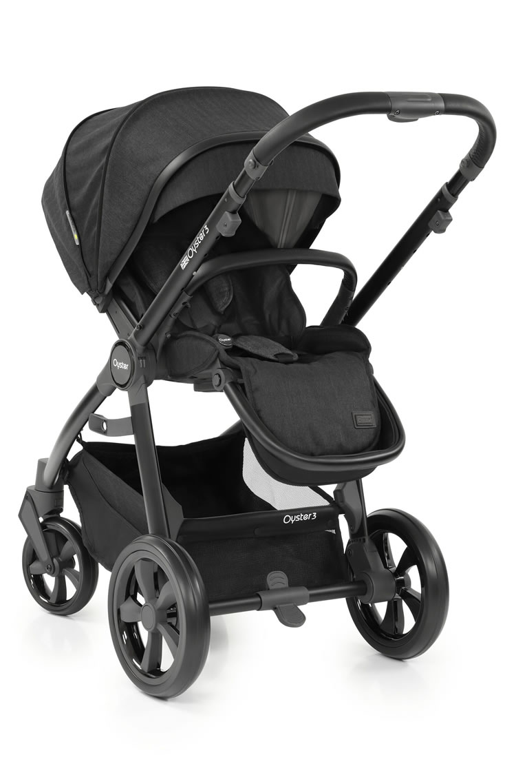 babystyle-oyster-3-black-pushchair