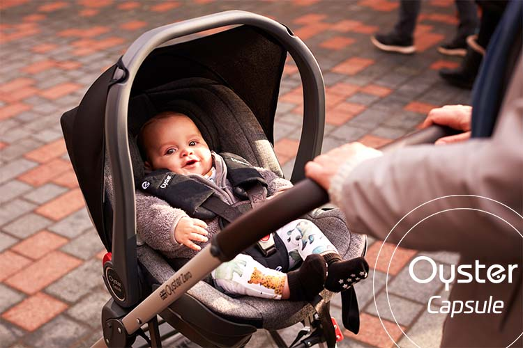 Oyster Atom stroller